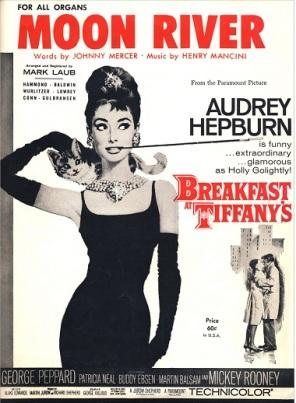Breakfast at Tiffany's movie poster