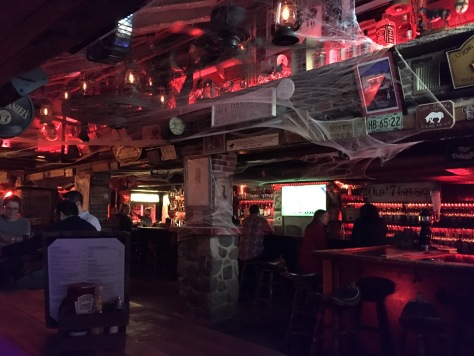 This old dive bar is actually a lot bigger than you think.