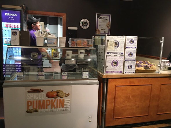 Insomnia Cookies Counter