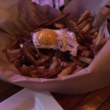 Breakfast Poutine